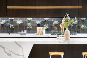 kitchen bench designed