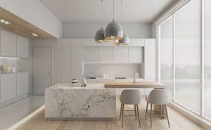 Modern kitchen design 2021