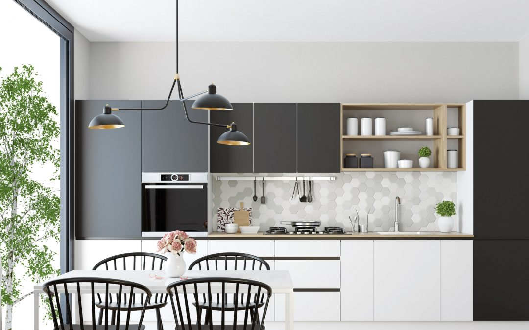 10 Ultimate Ways to Make a Small Kitchen Feel Bigger