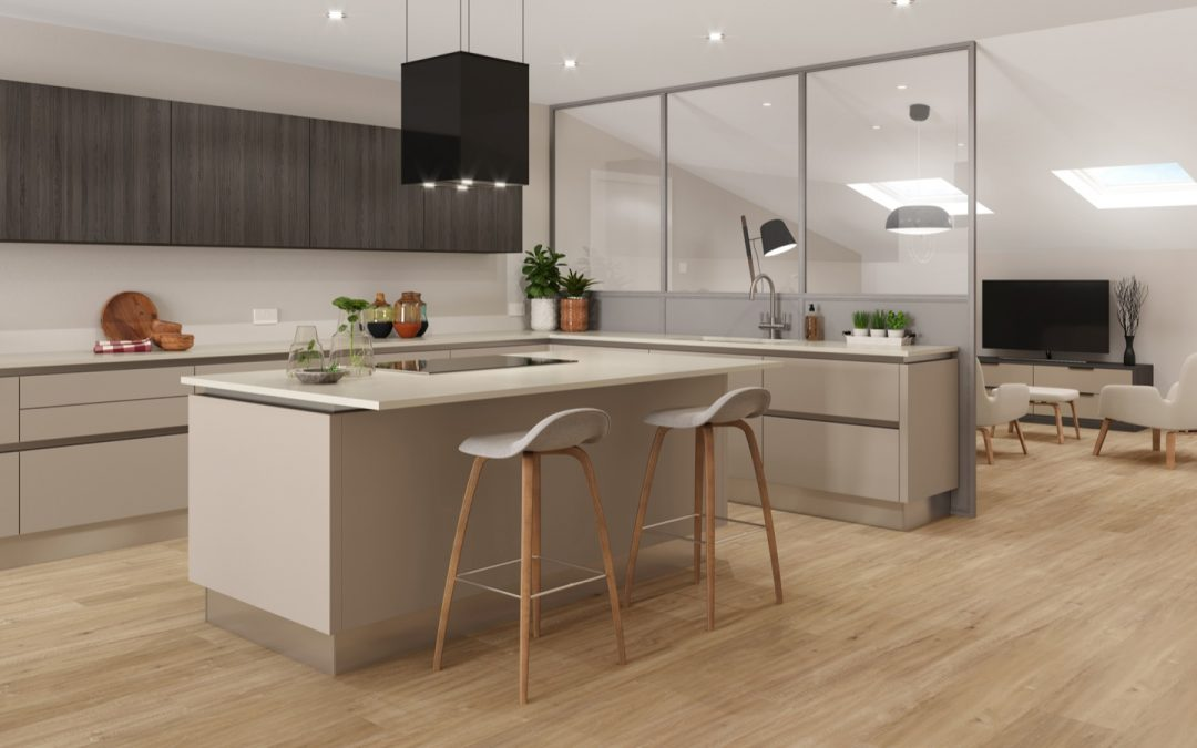 Kitchen Design: Open-Plan versus Broken-Plan