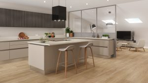 Kitchen Design: Open-Plan versus Broken-Plan