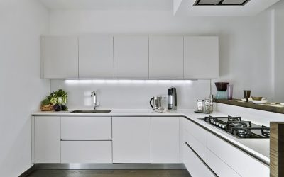 9 Ways to Pair Worktops with Kitchen Cabinets